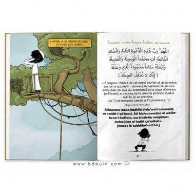 La Citadelle du Petit Muslim - Français - Arabe - Phonétique - BDouin éditions