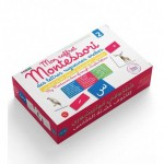 Mon coffret Montessori des Lettres Rugueuses Arabes (2) dès 3 ans - Graines de Foi