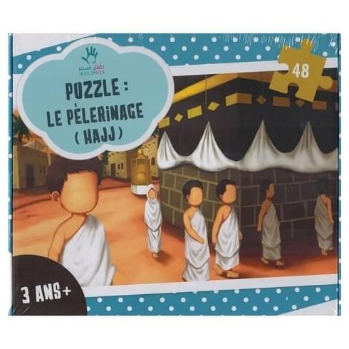 Puzzle sur le pèlerinage (Al Hajj) - MUSLIMKID