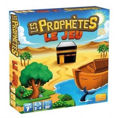 Les Prophètes, Le jeu : 400 Questions et Défis (A partir de 7 ans)