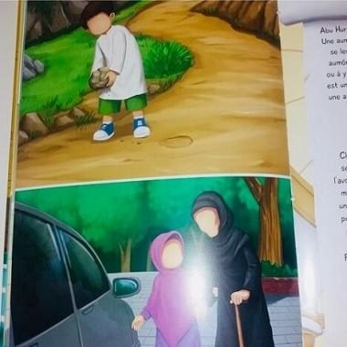 Les 40 hadiths an-nawawi expliqué aux enfants