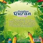 Livre de coloriage - Les animaux cités dans le Quran