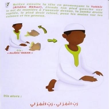 Apprends la prière avec Anas - Livre de prière garçon – Editions Portfolio
