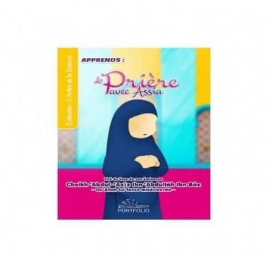 Apprends la prière avec Assia - Livre de prière fille – Editions Portfolio