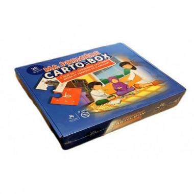 Puzzle Ma première CARTO-BOX - MUSLIMKID